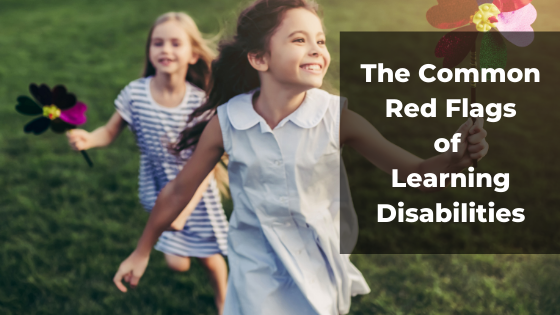 Learning Disability Red Flags