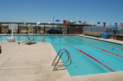 YMCA Pool at Copper Basin